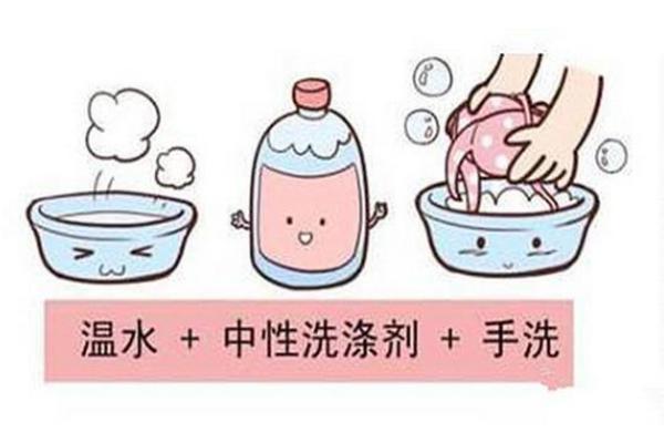 防辐射服要用中性洗涤剂来清洗