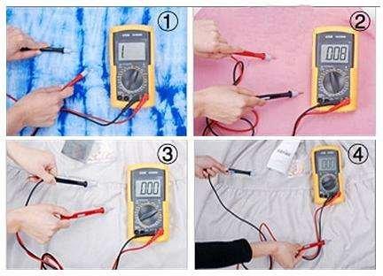 导电性测试