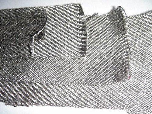 防辐射服银纤维面料