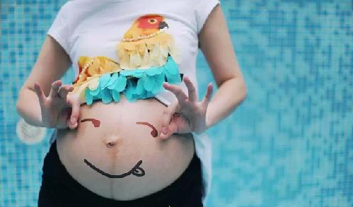 整个孕期的产检流程图