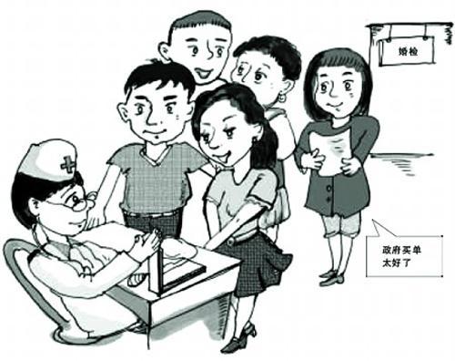 婚前体检必须做吗