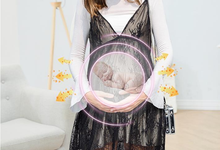 银纤维防辐射肚兜可以穿到什么时候