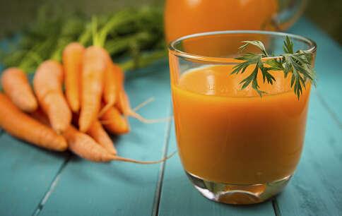 防辐射食物:胡萝卜