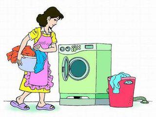 不可用洗衣机洗防辐射服