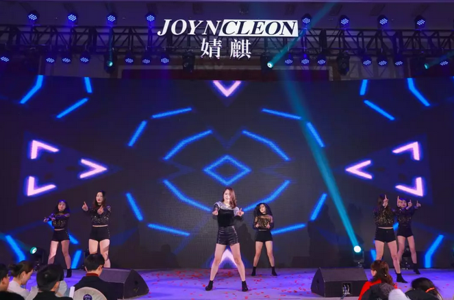 2019婧麒年会节目:solo