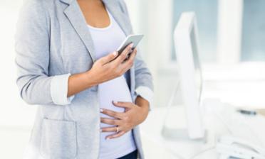 孕妇玩手机怎么防辐射