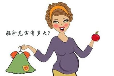 孕妇穿防辐射服有什么用