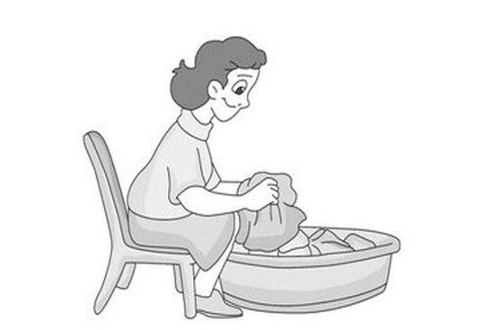 防辐射服耐热吗,清洗水温过高会怎样