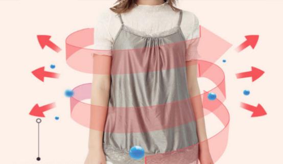防辐射衣服不能屏蔽住100%的电磁辐射