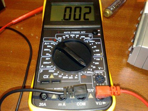 导电检测法